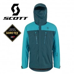 Veste de ski Gore-Tex SCOTT Ultimate Bleue Hommes