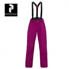 Pantalon de ski PEAK PERFORMANCE Anima Pivoine Femme