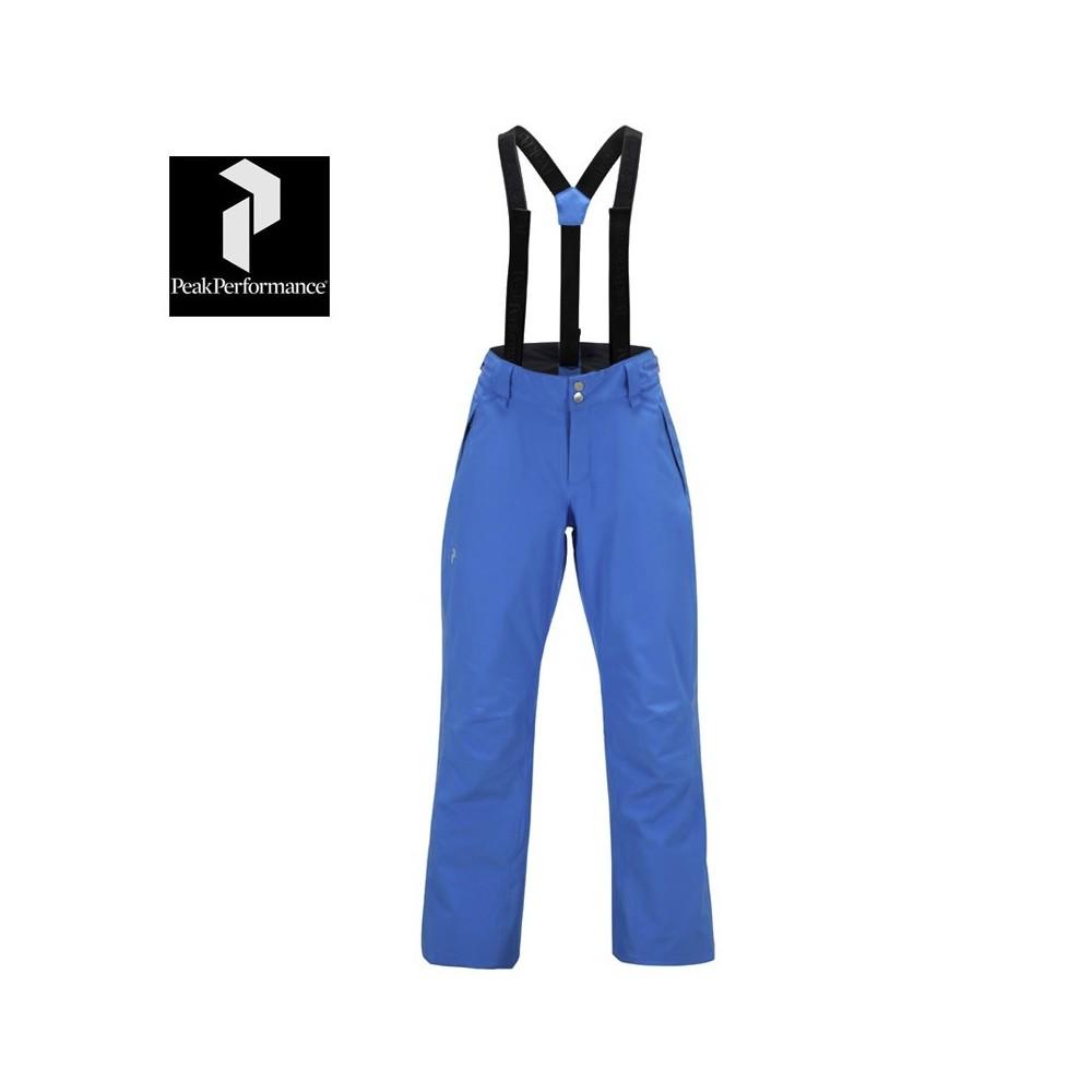 Pantalon de ski PEAK PERFORMANCE Anima Bleu Femme