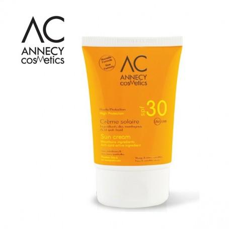 Crème solaire Visage ANNECY COSMETICS SPF30