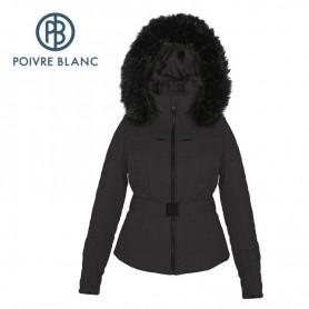 Blouson de ski POIVRE BLANC WO/B Ski Jacket Marron Femme