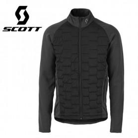 Veste SCOTT Insuloft Explorair Hybrid Noir Homme