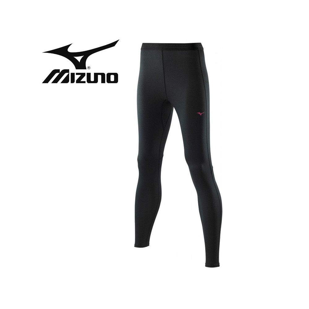 Collant long thermique MIZUNO Light Weight Tights Noir femmes