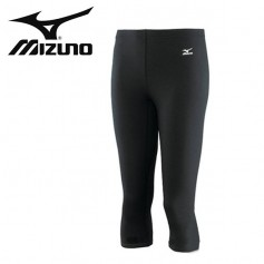 Corsaire thermique MIZUNO Mid Weight 3/4 Tight Noir femme