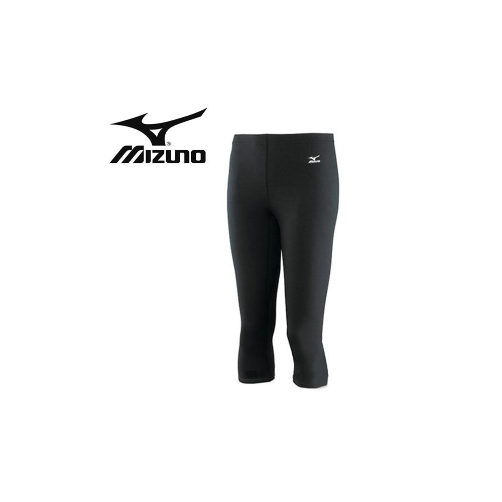 Corsaire thermique MIZUNO Mid Weight 3/4 Tight Noir femme