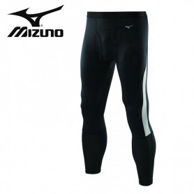 Collant long thermique MIZUNO VB Dynamotion Long Tights Noir Homme