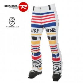 Pantalon de ski Softshell ROSSIGNOL JJC Momotor Multicouleur Femme