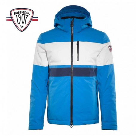 veste de ski rossignol 1907 sideral bleu hommes sport a tout prix. Black Bedroom Furniture Sets. Home Design Ideas