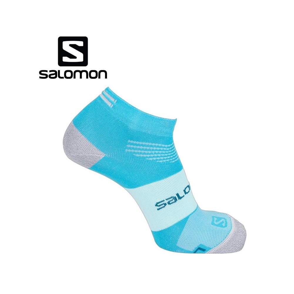 Chaussettes de Trail/Running SALOMON Sonic Pro Bleu Unisexe