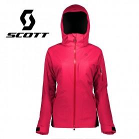 Veste de ski SCOTT Ultimate DRX Framboise Femme
