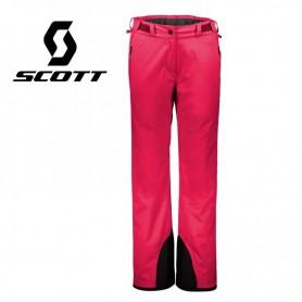 Pantalon de ski SCOTT Ultimate DRX Framboise Femme