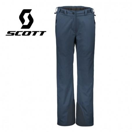 Pantalon de ski SCOTT Ultimate DRX Bleu nuit Femme