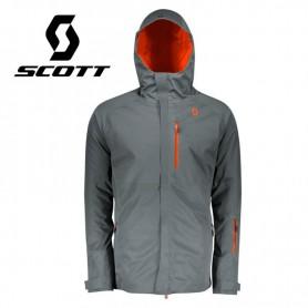 Veste de ski SCOTT Ultimate Dryo 10 Gris Homme