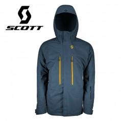 Veste de ski SCOTT Vertic 2L Insulated Bleu gris Hommes