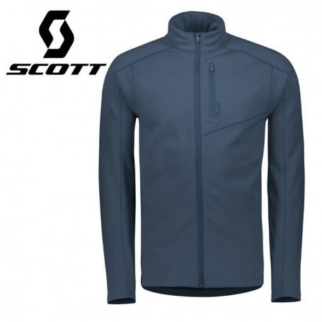 Veste SCOTT Defined Tech Bleu / Gris Hommes