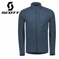 Veste SCOTT Defined Tech Bleu gris Hommes