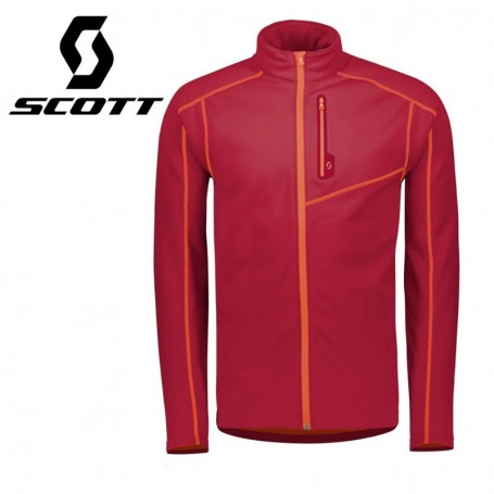 Veste SCOTT Defined Tech Rouge Hommes