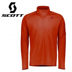 Maillot thermique SCOTT Defined Light Orange Homme