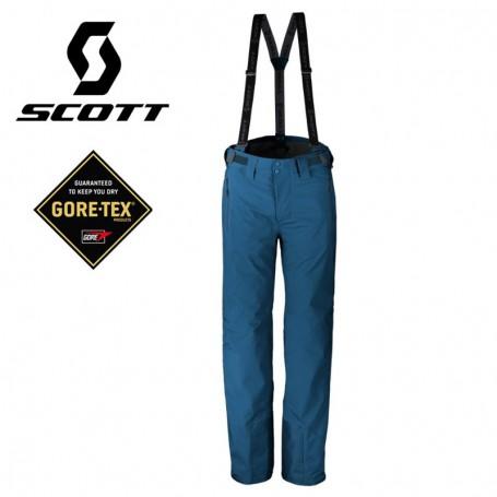 Pantalon de ski SCOTT Ultimate GTX Bleu Homme