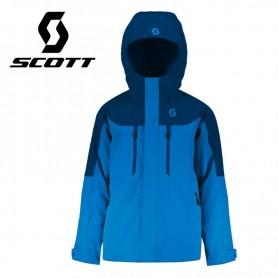 Veste de ski SCOTT Vertic Bleu Graçon