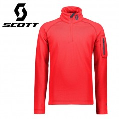 Maillot thermique SCOTT Defined Light Melon Fille