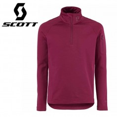 Maillot thermique SCOTT Defined Light Violet Junior