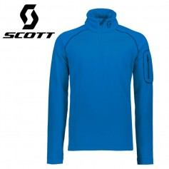 Maillot thermique SCOTT Defined Light Bleu Junior