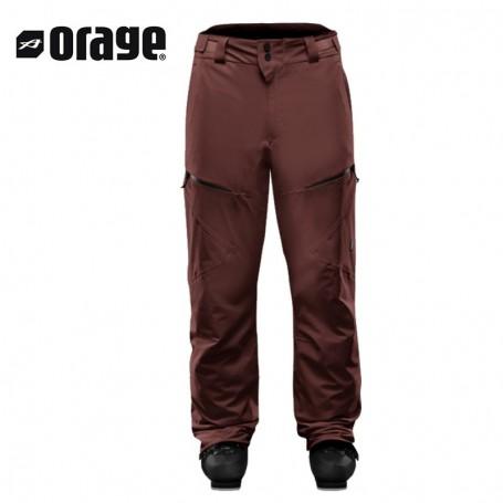 Pantalon de ski ORAGE Exodus Terre Homme