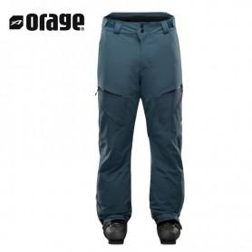 Pantalon de ski ORAGE Exodus Bleu Homme