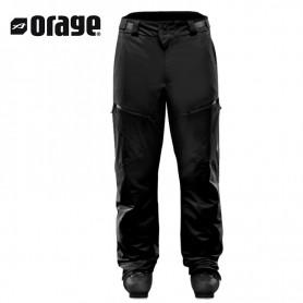 Pantalon de ski ORAGE Exodus17 Noir Homme