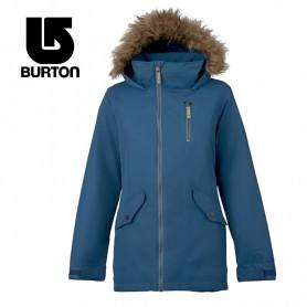 Veste de ski BURTON Hazel Bleu Femme