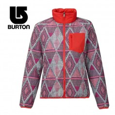 Doudoune réversible BURTON Hella Light Insulator Etnique Femme