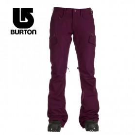 Pantalon de ski BURTON Gloria Violet Femme