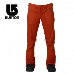 Pantalon de ski BURTON Vida Rouille Femme