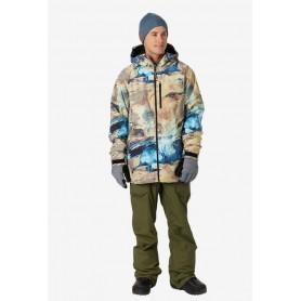 Veste de ski BURTON Hilltop Eau Homme