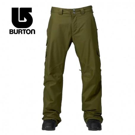Pantalon de ski BURTON Cargo Kaki Homme