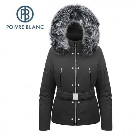 Blouson de ski POIVRE BLANC W17-0804 WO/A Noir Femme