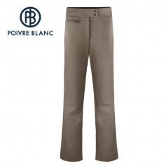 Pantalon de ski POIVRE BLANC W17-1120 WO Marron Femme