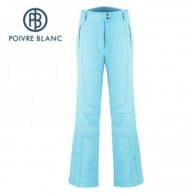 Pantalon de ski POIVRE BLANC W17-1020 WO Bleu Femme