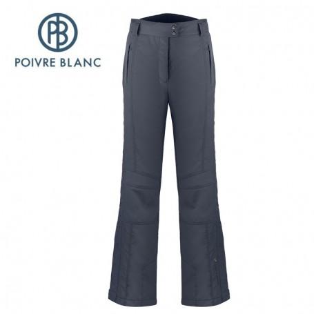 Pantalon de ski POIVRE BLANC W17-1020 WO Gris Femme