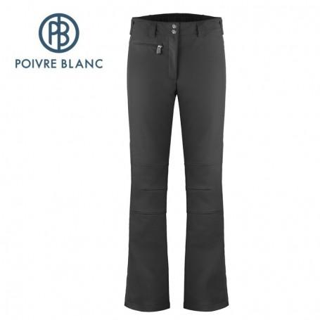 pantalon ski poivre blanc fille violet