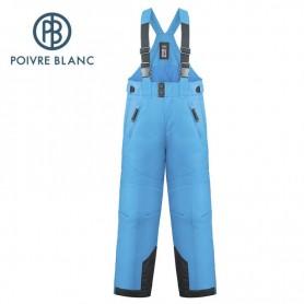 Salopette de ski POIVRE BLANC W17-0922 JRBY Bleu Garçon