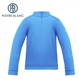 Maillot thermique POIVRE BLANC W17-1950 BBBY Bleu BB Garçon