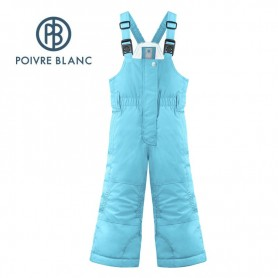Salopette de ski POIVRE BLANC W17-1024 BBGL Bleu BB Fille