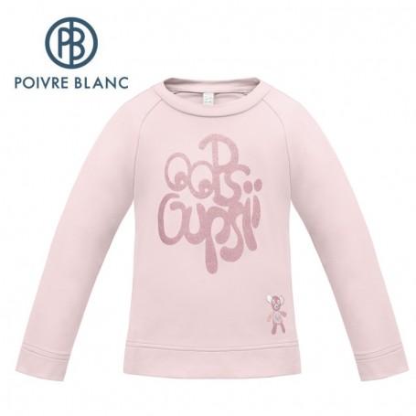 Maillot POIVRE BLANC W17-1943 BBGL Rose BB Fille
