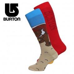 Chaussettes de ski BURTON Party Toro Unisexe