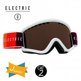Masque de ski ELECTRIC EGV.K Orange Junior Cat.2