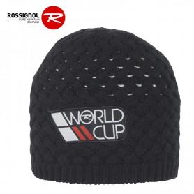 Bonnet de ski ROSSIGNOL World Cup Noir Homme