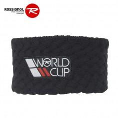 Bandeau de ski ROSSIGNOL World Cup Noir Homme