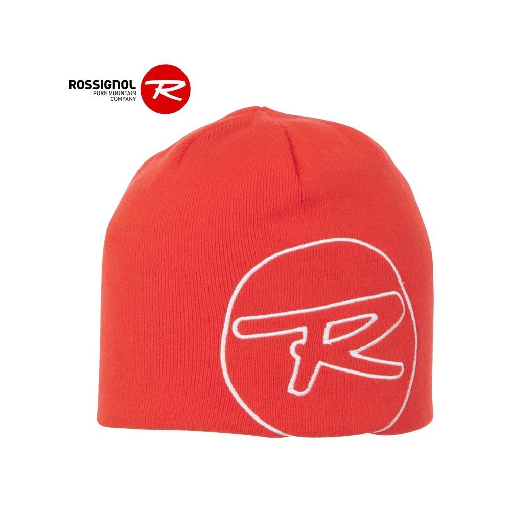 Bonnet de ski ROSSIGNOL Neo Rouge Orangé Homme